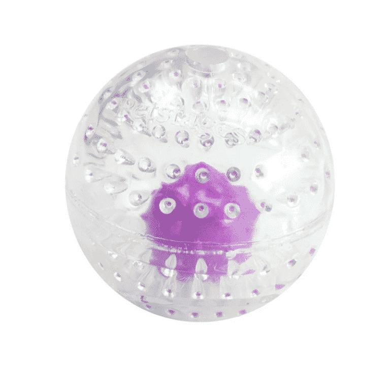Petstages® Nubbiez Treat and Squeak Ball