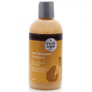 Rucenta Vets Own Hair Relaxant Shampoo