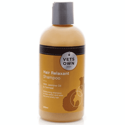 Rucenta Vets Own Hair Relaxant Shampoo