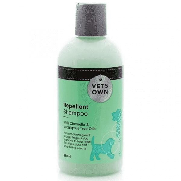 Rucenta Vets Own Repellent Shampoo