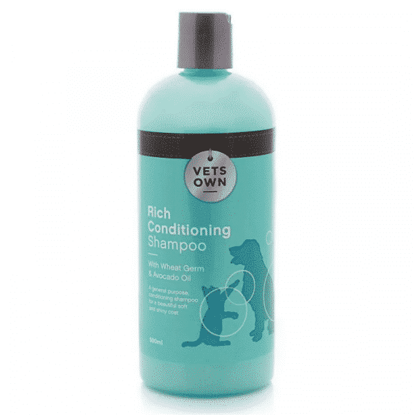 Rucenta Vets Own Rich Conditioning Shampoo