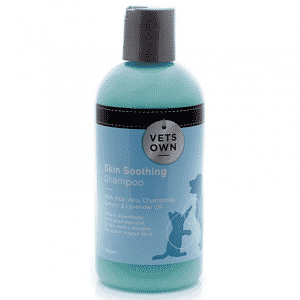 Rucenta Vets Own Skin Soothing Shampoo
