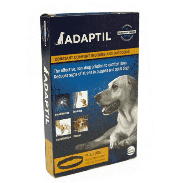 Adaptil Calming Large medium Dog Collar