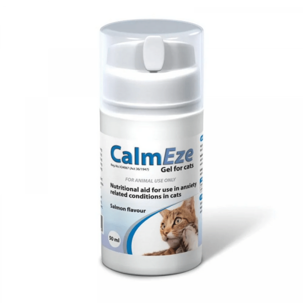 Ascendis Health CalmEze Gel for Cats