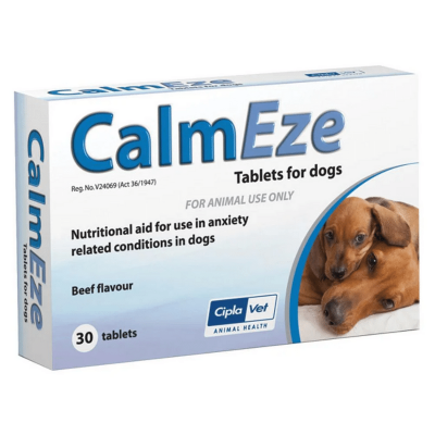 Ascendis Health Calmeze Tablets for Dogs