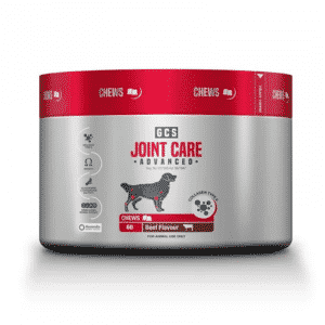 GCS Advanced Chews Dog Joint Supplement