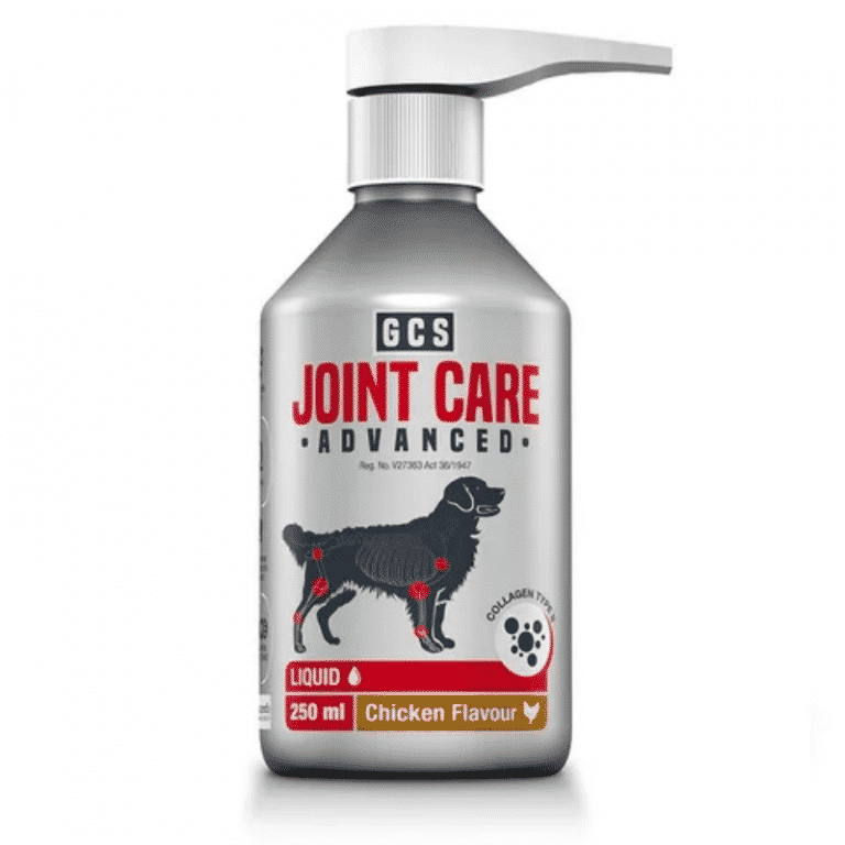 GCS Advanced Liquid Dog Joint Supplement