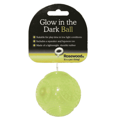 Jolly Doggy Glow in the Dark Ball package