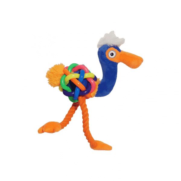 Jolly Doggy Play-Plus Flamingo small
