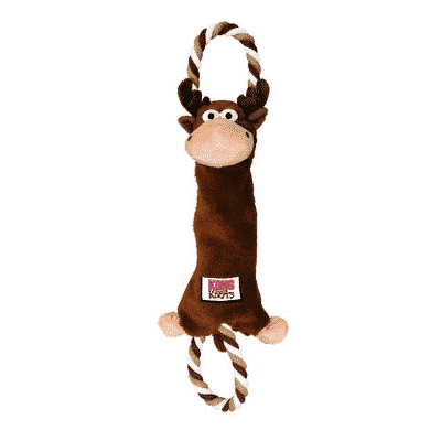 Kong Tugger Knots Moose Large