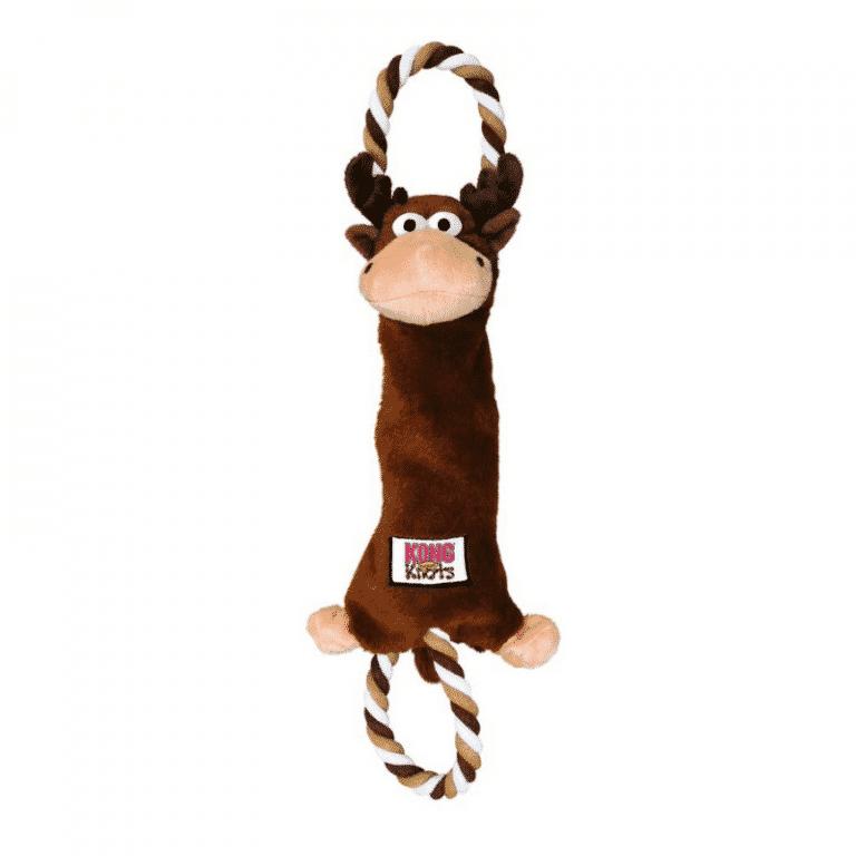 Kong Tugger Knots Moose Large