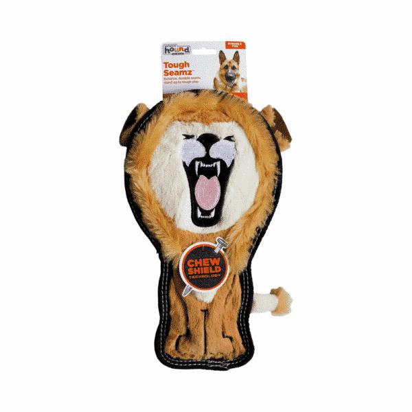 Outward Hound Tough Seamz Lion (2)