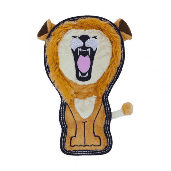 Outward Hound Tough Seamz Lion
