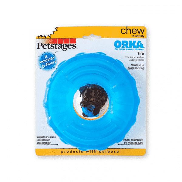 Petstages® ORKA Tyre package