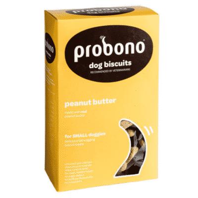 ProBono Peanut Butter Small Dog Treat