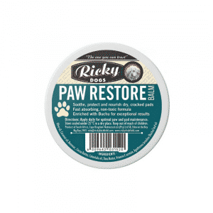 Ricky Litchfield Pet Paw Restore Balm