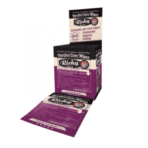 Ricky Litchfield Purrfect Care Wipes for Cats