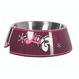 Rogz - Bowls - pink love