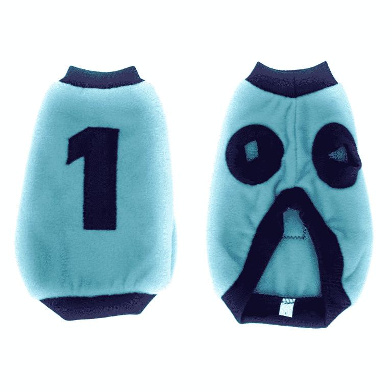Kunduchi dog Jersey Turquoise